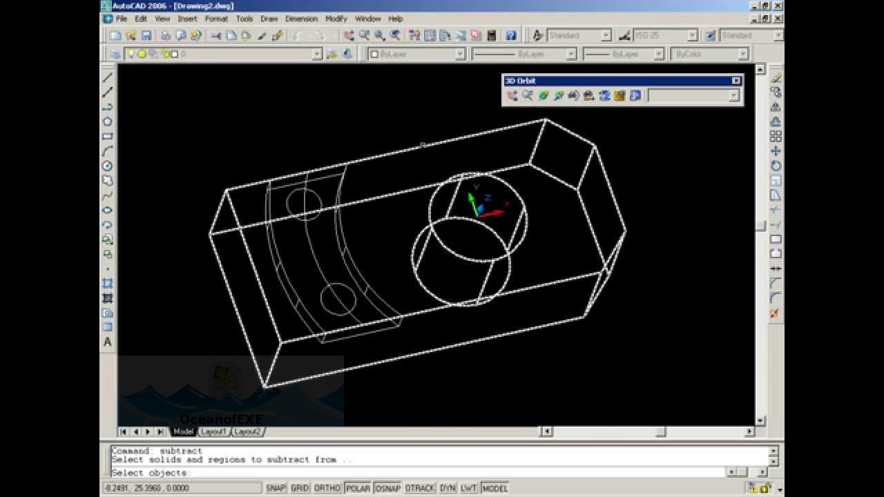 AutoCAD 2006 Offline Installer Download