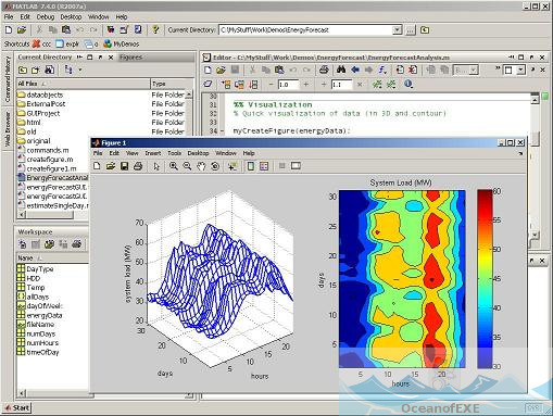 MATLAB 2010 Download Free - OceanofEXE