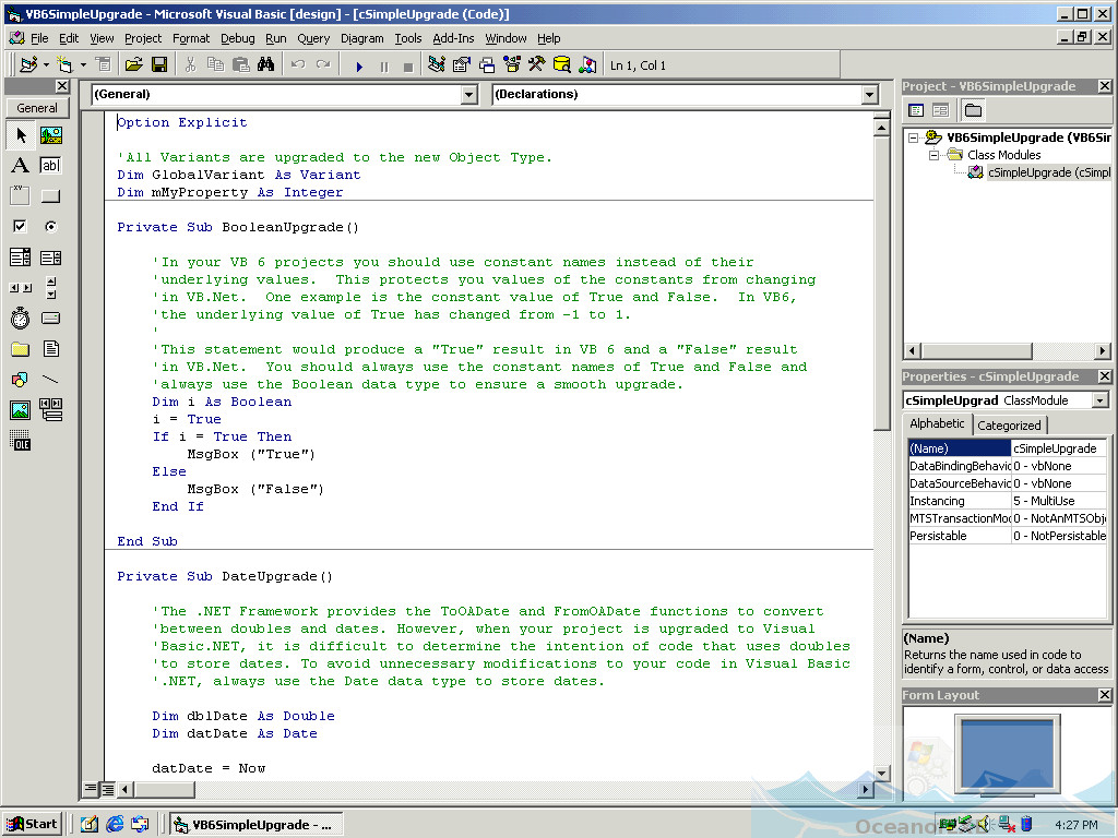 Visual Basic 6.0 Direct Link Download