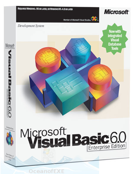 Visual Basic 6.0 Download Free