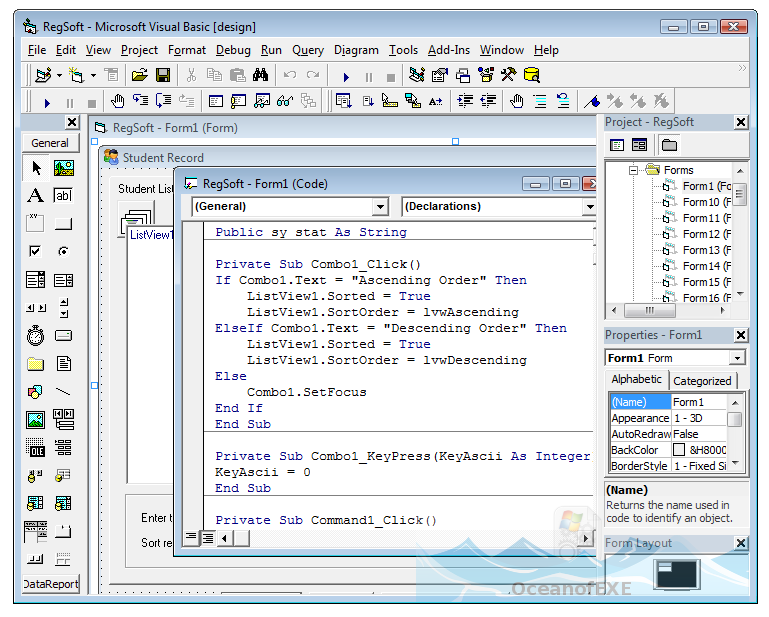 visual basic 6.0 free download for windows 10 32 bit