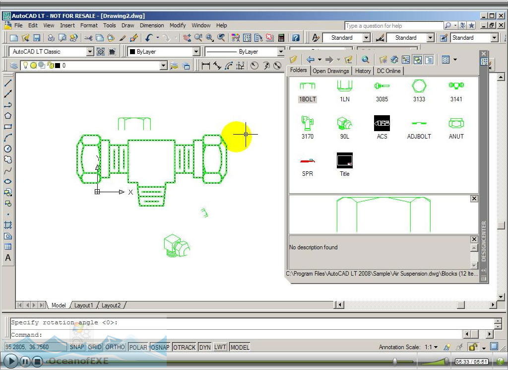 AutoCAD 2008 LT Offline Installer Download