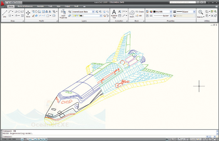 Autocad 2009 free download oceanofexe.