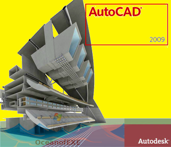 Autocad 2009 (32b) / windows xp (32b) installation & activation.