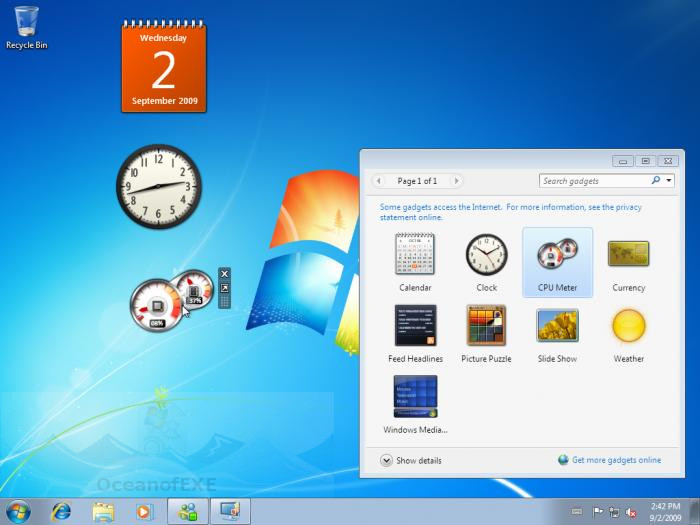 Windows 7 Enterprise Download Free - OceanofEXE
