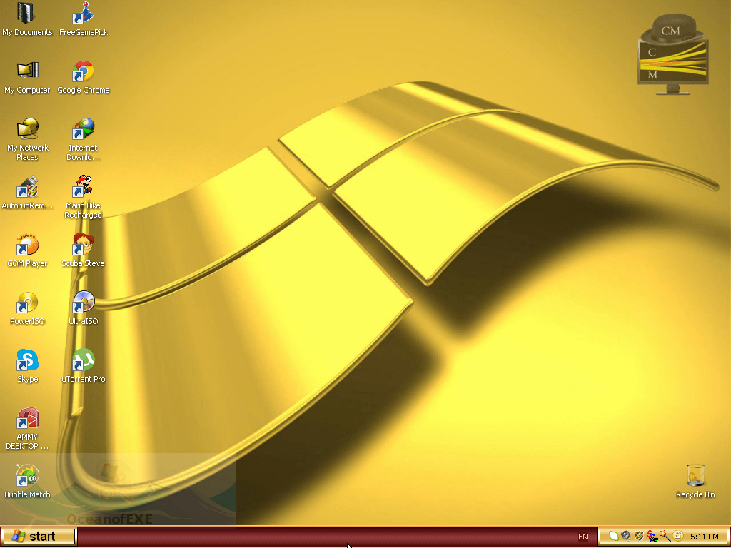 Windows XP Gold Edition Latest Version Download