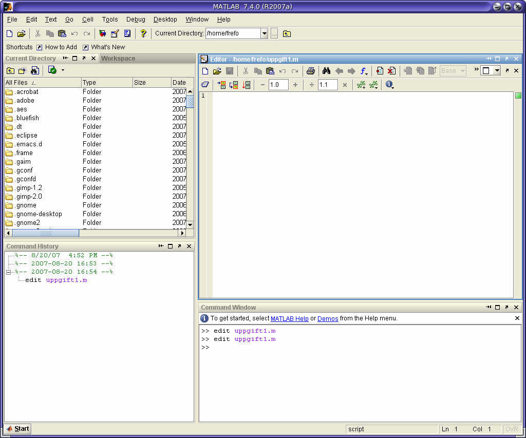 MATLAB 2007 Offline Installer Download