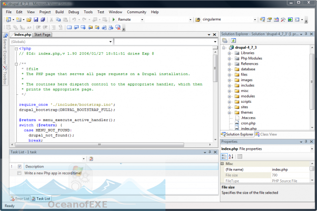 Visual Studio 2005 Direct Link Download