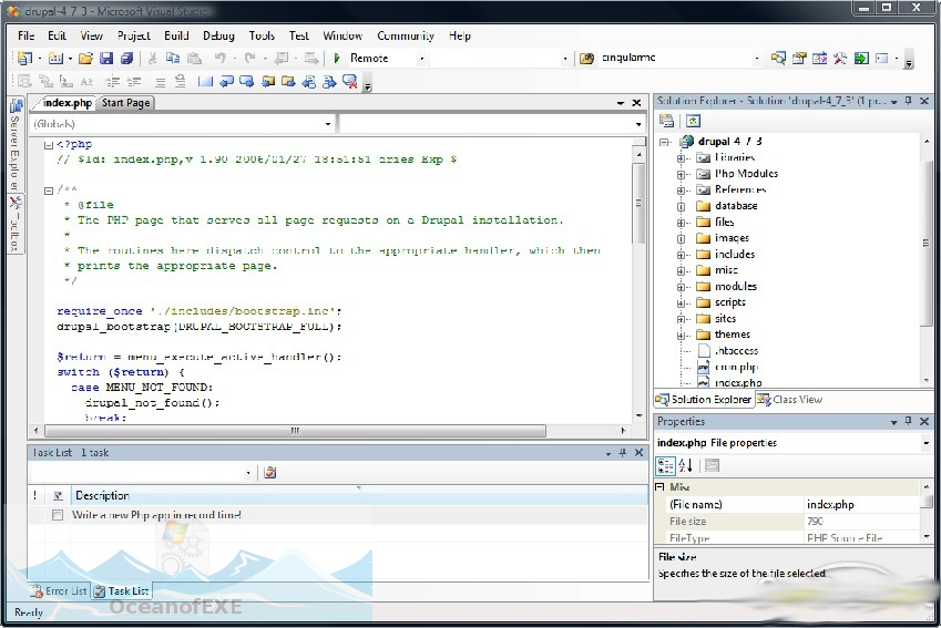 Visual Studio 2005 Download Free - OceanofEXE