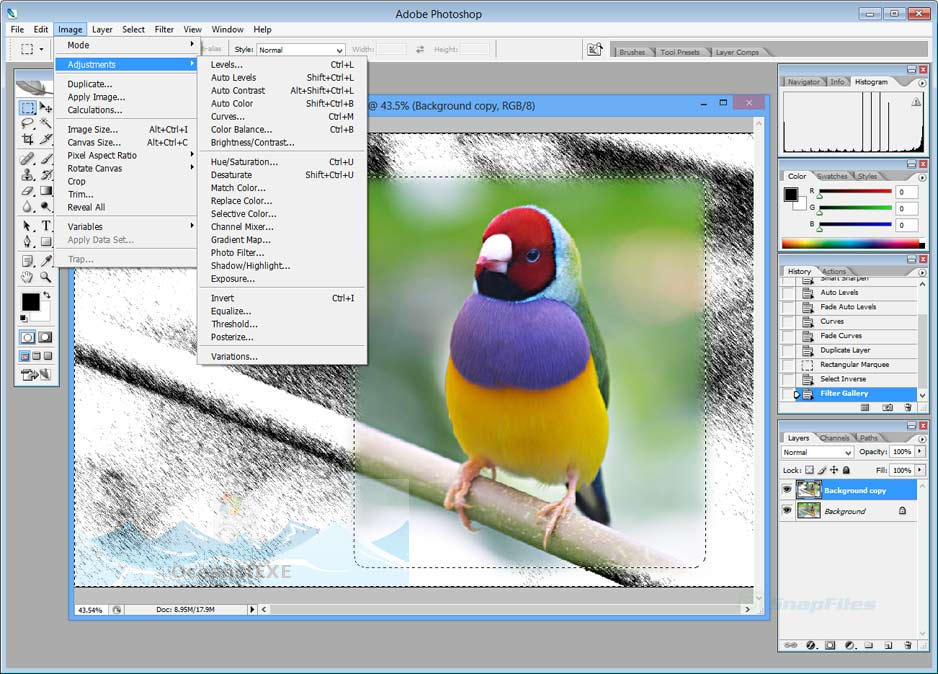 Legally Download Adobe Photoshop Full Version for FREE