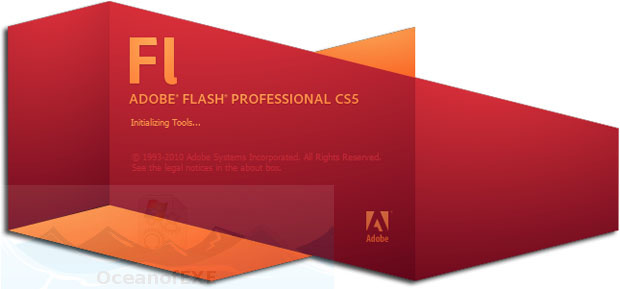 Flash Professional CS5 Free Download