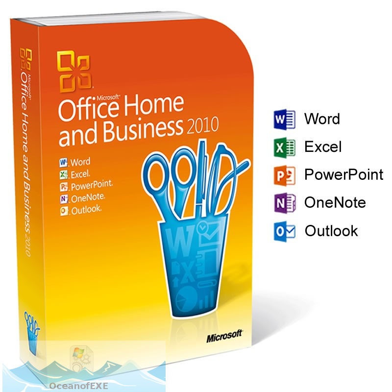 Office 2010 Home and Business Download - OceanofEXE