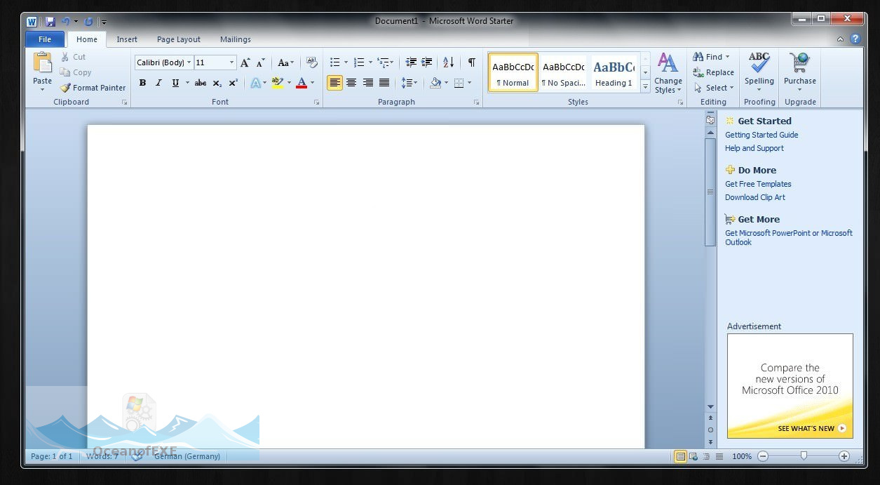 free version word 2010