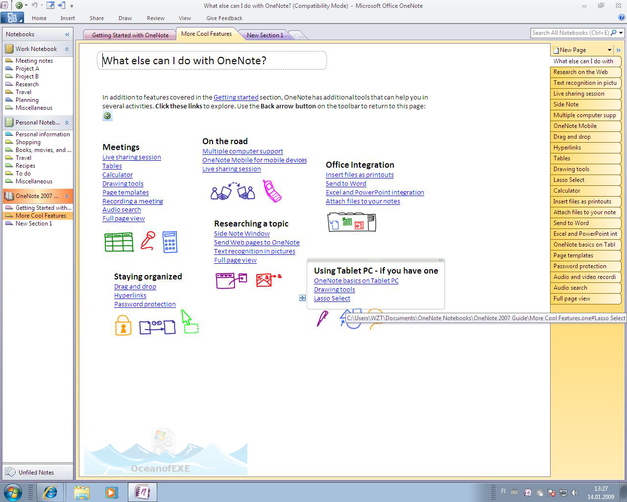 Office OneNote 2010 Direct Link Download