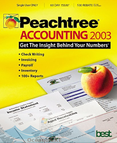 Peachtree 2003 Complete Accounting Free Download