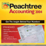 Peachtree 2004 Free Download