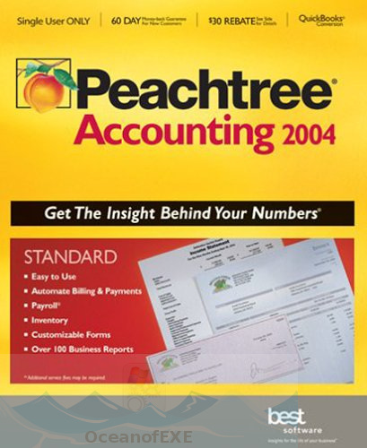 Peachtree 2004 Complete Accounting Download