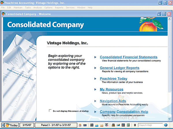 Peachtree 2004 Latest Version Download