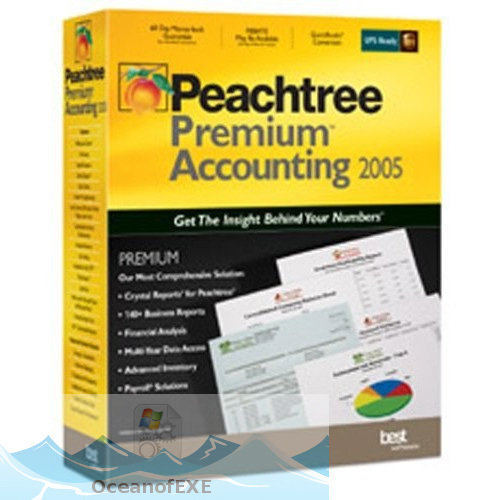 Peachtree 2005 Complete Accounting Download
