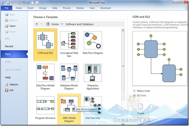 Visio 2010 Download - OceanofEXE