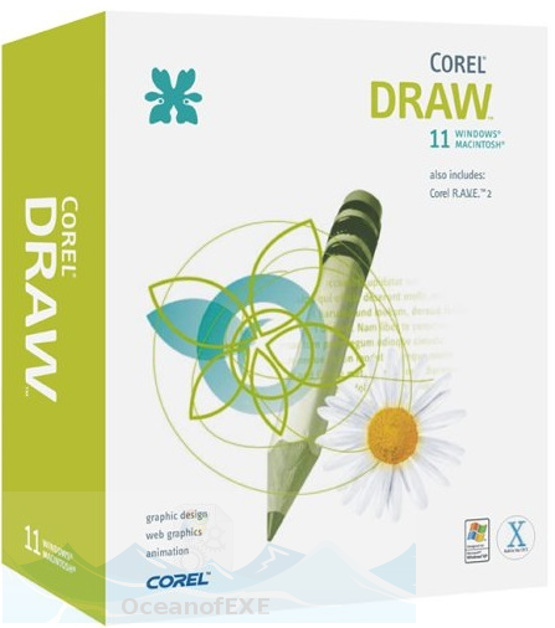 corel draw 11 free download full version