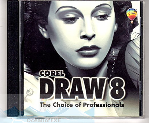 CorelDRAW 8 Free Download