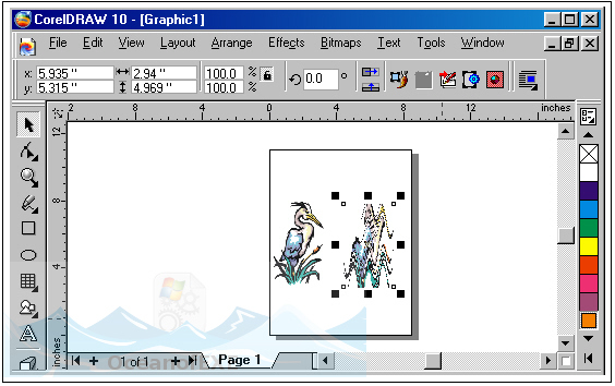 CorelDraw 10 Direct Link Download