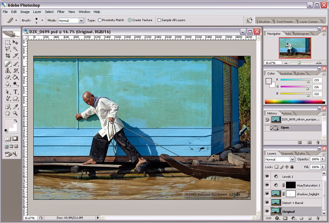 Adobe Photoshop 8.0 Direct Link Download