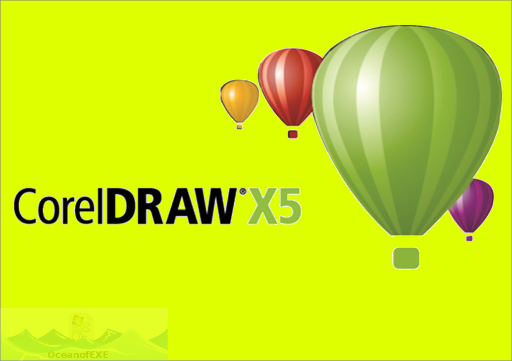 CorelDRAW X5 Free Download