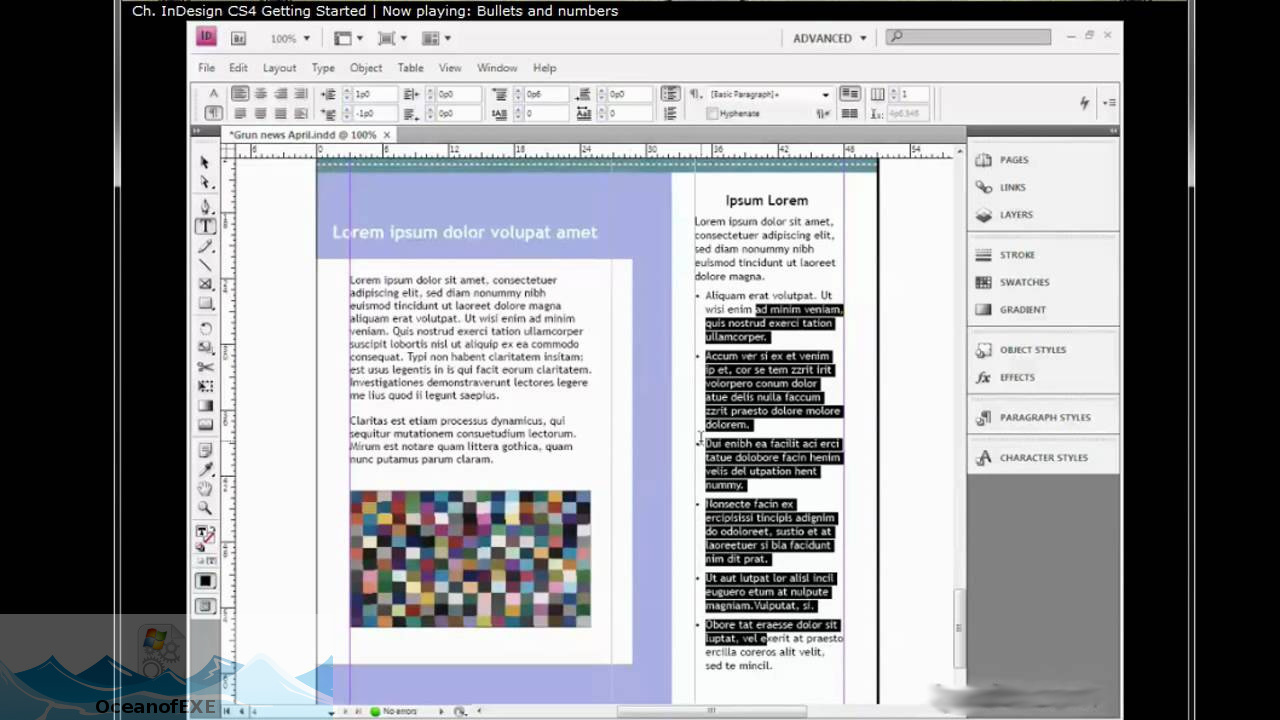 Adobe InDesign CS4 Direct Link Download-OceanofEXE.com