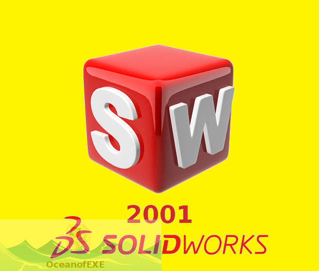 Solid Works 2001 Free Download-OceanofEXE.com